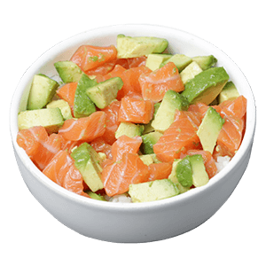 SALMON / AVOCADO